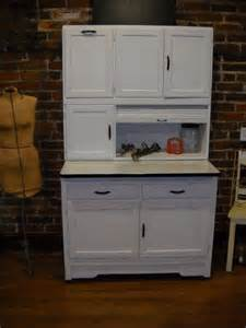 Antique Vintage Hoosier Cabinet Kitchen W Flour Bin