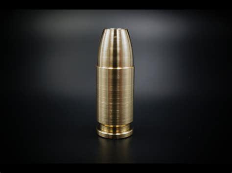 bullet titanium beads
