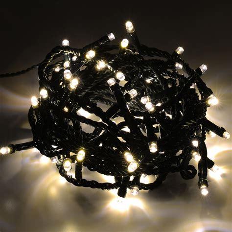 Lichterkette Outdoor Led by Led Lichterkette Weihnachtsbeleuchtung Outdoor Warmwei 223 80