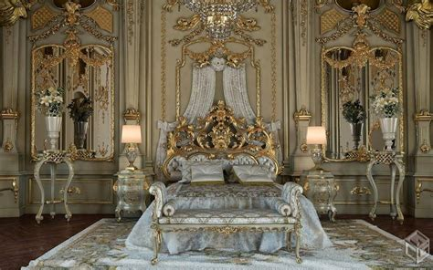 royal bedroom set 187 royal gold bedroom set carved with king size bedtop and