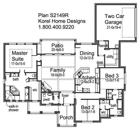 house plans by korel home designs home interior stuff