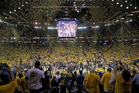 photos dubnation celebrates another warriors chionship