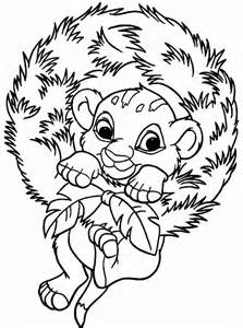 simba coloring pages baby simba coloring pages coloring home