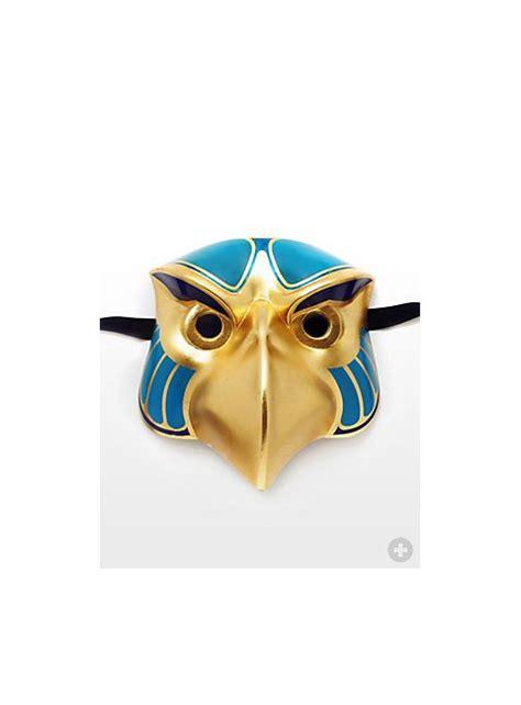 horus the sky god egyptian mask