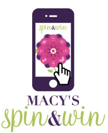 macy s spin win instant win game - Macy S Instant Win