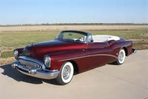 53 Buick Skylark 1953 Buick Skylark Convertible 138241