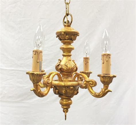 Small Antique Chandelier Le Mans 4 Light Small Vintage Chandelier Grand Light