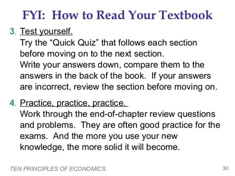 macroeconomics section 1 answers principles of economics chapter 1