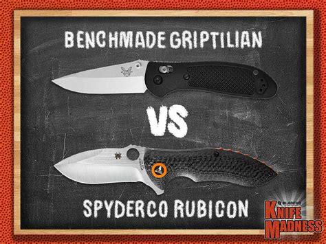 spyderco vs sog knife madness the knife