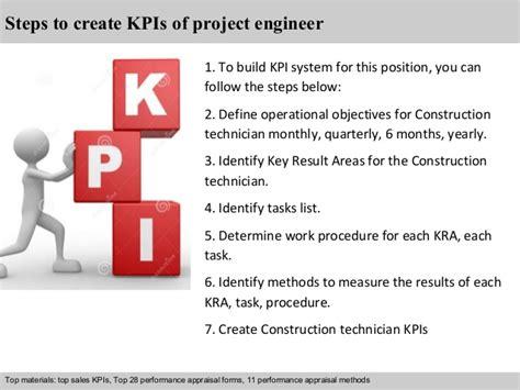 Design Engineer Kpi | project engineer kpi
