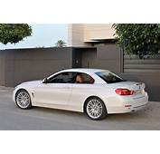 BMW 4 Serie Cabrio 2014 Pictures