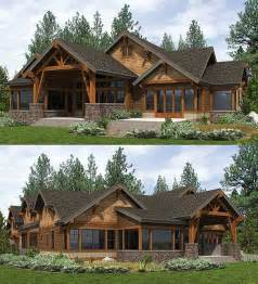 25 best ideas about mountain house plans on pinterest