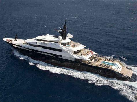 World S Most Expensive Superyacht Charter Steven