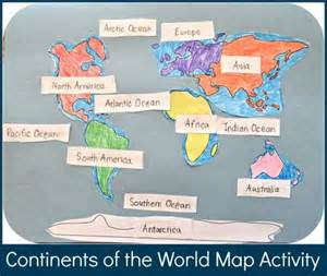 map activities for us geography classes continents of the world map activity geography for