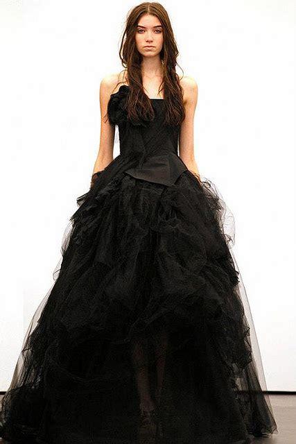 imagenes de vestidos de novia negro vestidos de boda negros