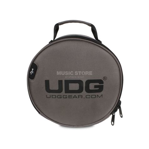 Udg Digi Headphone Bag Pink udg ultimate digi headphone bag charcoal u9950ch