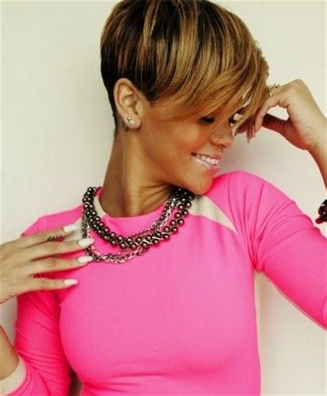 pictures short bobs for black women 2013 rihanna short 13 fabulous short bob hairstyles for black women pretty