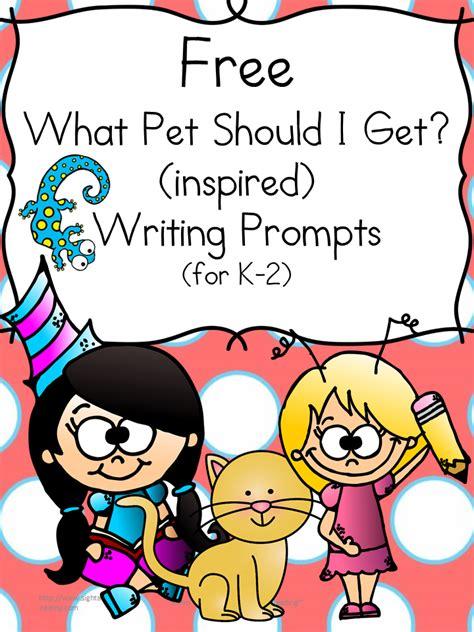 what should i get what pet should i get activities for kindergarten or 1st grade