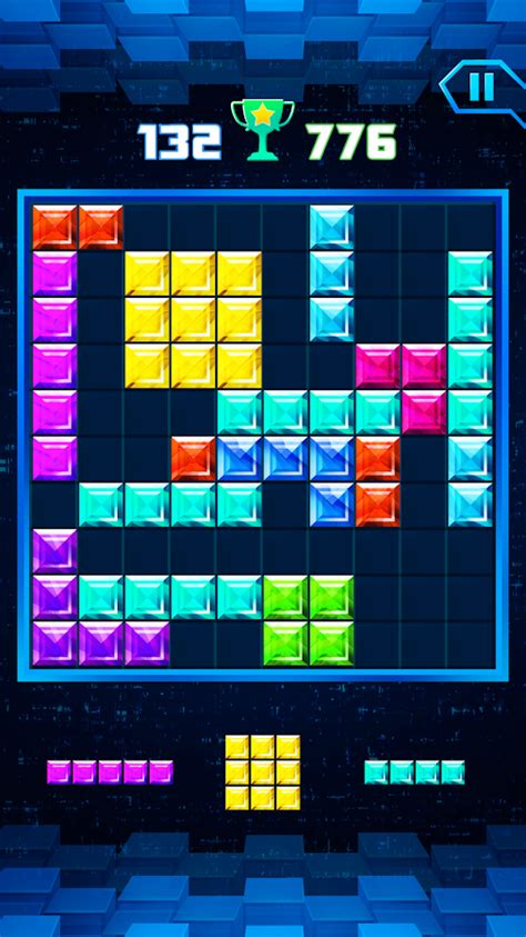 Puzzle Blocks block puzzle classic plus android apps on play