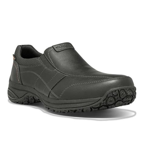 dunham litchfield s waterproof shoes slip