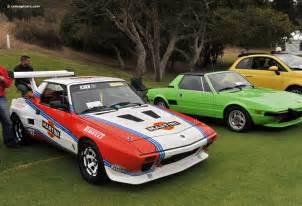 1980 Fiat X19 1980 Fiat X1 9 Information And Photos Momentcar