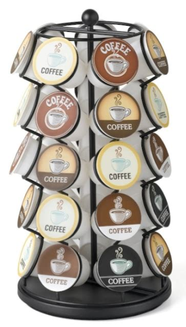 Best Holders and Storage Units to Organize Your K Cups:   Coffee Gear at Home