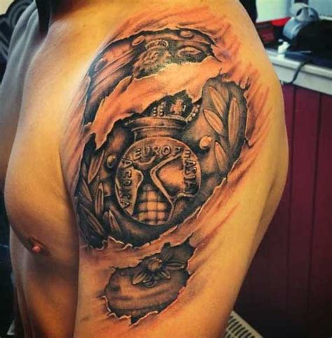 tattoo prices upper arm unusual designed black and white mystical shoulder tattoo