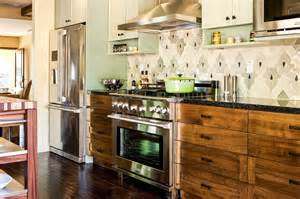 Eclectic Kitchen Cabinets Kitchen Eclectic Kitchen Other By De Mattei Construction