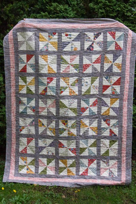 Mon Ami Quilt Pattern by Opposing Pinwheels Quilt Moda Bake Shop Bloglovin