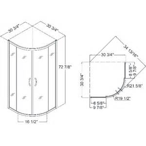 corner shower units dimensions pictures to pin on