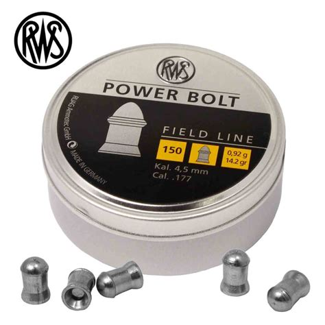 Mimis Rws Power Bolt rws power bolt 4 5 mm f 252 r luftgewehre