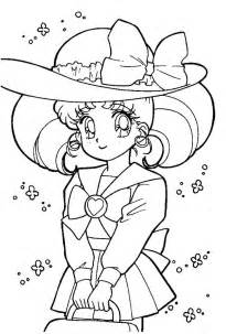 sailor moon coloring book chibiusa coloring page sailormoon sailor moon