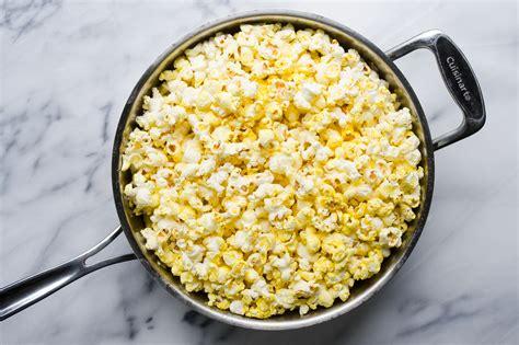 stovetop popcorn  pioneer woman