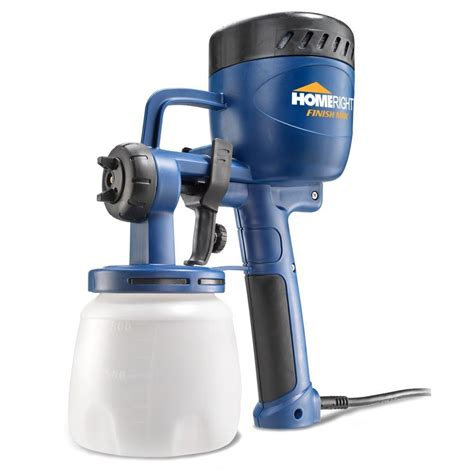 how to use home depot paint sprayer win a homeright finish max paint sprayer and then start