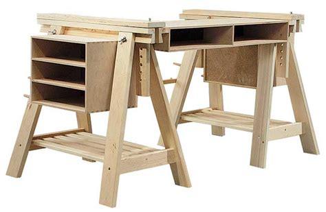 costruire un banco da lavoro in legno come costruire un banco da lavoro utilizzando componenti ikea