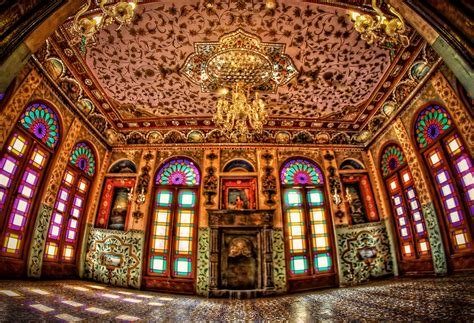 Interior Design Quotes by Golestan Palace