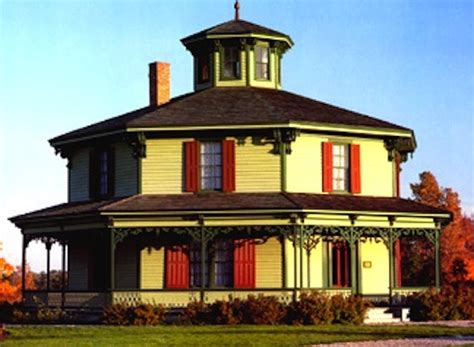 octagonal houses the octagon house bob vila