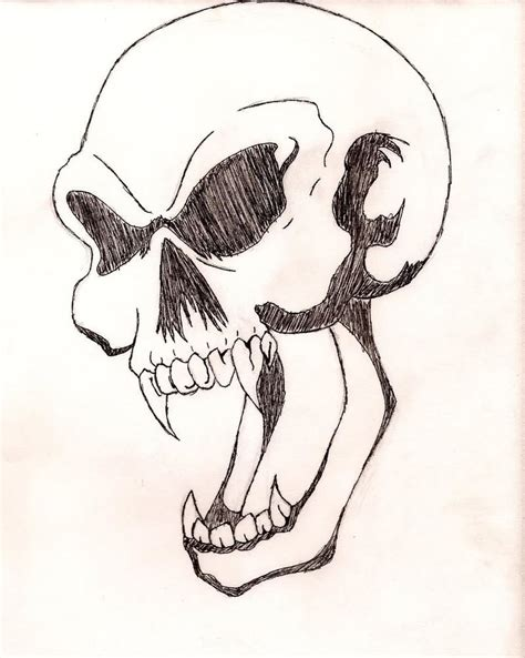 simple skull tattoos 25 skull designs