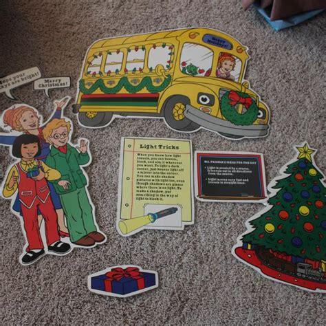 magic bus light best magic bus light bulletin board set for sale