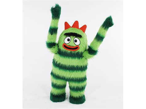brobee yo gabba gabba yo gabba gabba brobee costume for adults
