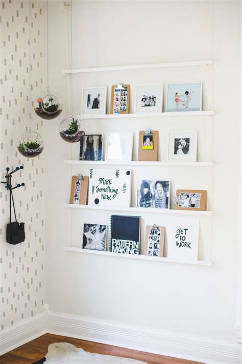 home wall display cool ideas to display family photo walls