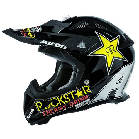 Helm Airoh Rockstar Click To Zoom