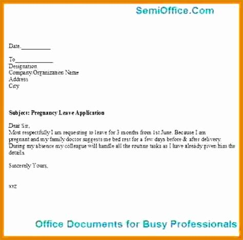 format of application letter for casual leave 5 leave request letter format besttemplates besttemplates