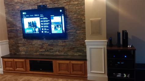 entertainment center with built in fireplace custom fireplace with built in entertainment center