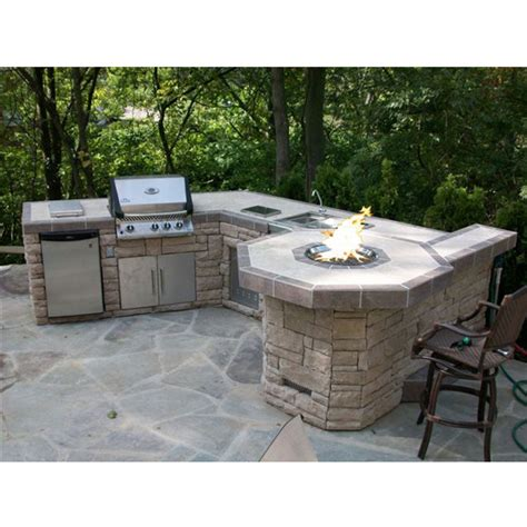 custom backyard bbq grills custom outdoor stone grill bbq islands family leisure