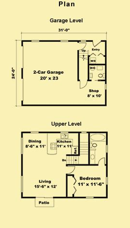 garage guest house floor plans rustic guesthouse 2 car garage with 2 bedroom apartment