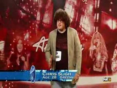 Goodbye Idol Hopeful Chris Sligh by Chris Sligh American Idol