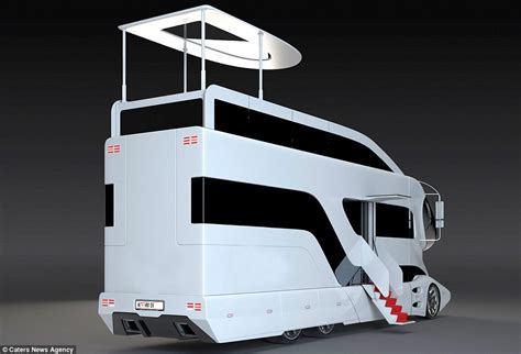 2020 Kitchen Design Price by World S Most Expensive Motorhome Goes On Sale For 163 2m And