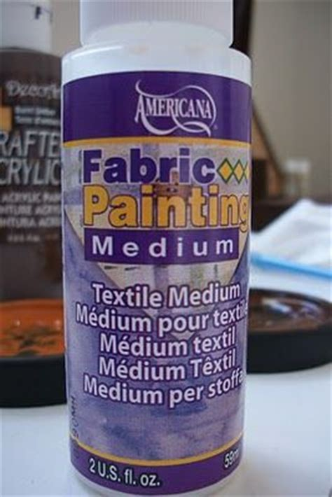 acrylic paint textile medium with all the acrylic paints i i invested in some
