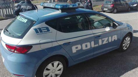 polizia volante avezzano presentata la nuova volante della polizia